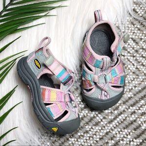 Keen Baby Girls Sandals Size 4